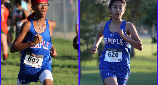 Hernandez, Subiria lead cross country at Temple Invitational