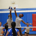 Freshman White Volleyball vs. Austin McCallum