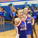 THS Cheerleaders – University Pep Rally