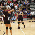 Lamar 8th Grade A Volleyball vs. Travis