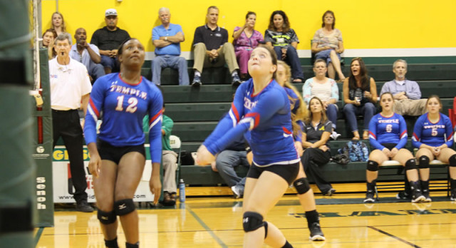 Temple holds off Academy in non-district finale