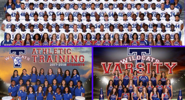 Order football and cheerleader pictures online with Shutter Magic