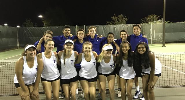 Wildcat Tennis tops Waco 12-7