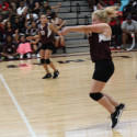 Lamar 7th Grade A Volleyball vs. Travis