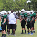 Travis 8th Grade B Football vs. Cove Lee