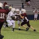 Lamar 7th Grade A Football vs. Lake Belton