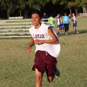 Lamar 8th Grade Boys Cross Country @ the District Meet