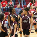 Lamar 8th Grade A Volleyball vs. South Belton