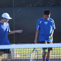 Temple Boys Junior Varsity Tennis vs. Belton