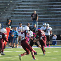 Lamar 8th Grade B Football vs. Travis