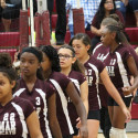 Lamar 8th Grade B Volleyball vs. South Belton