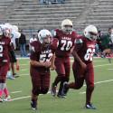 Lamar 8th Grade A Football vs. Travis