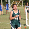 Travis Girls 8th Grade Cross Country @ the District Meet