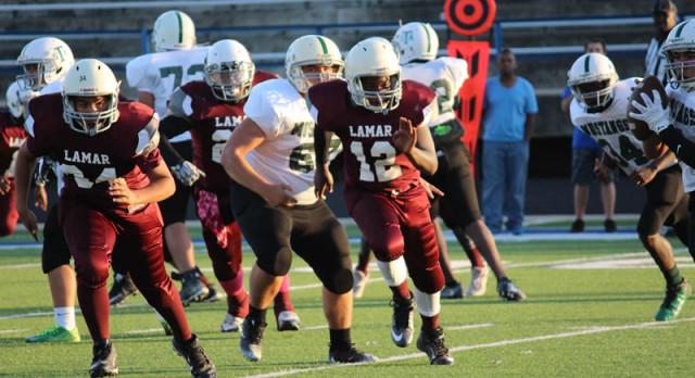 Lamar football recap with Travis