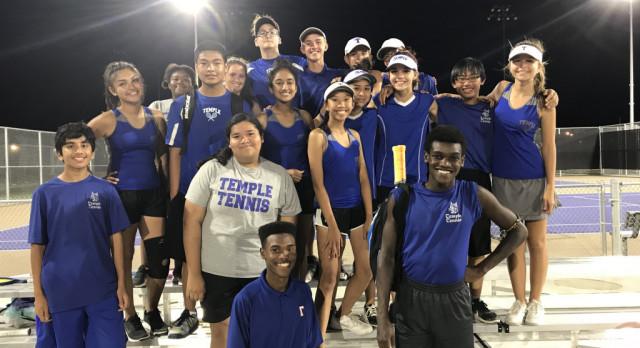 JV Tennis tops Killeen