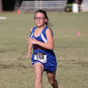 Bonham Girls 7th Grade Cross Country @ the District Meet
