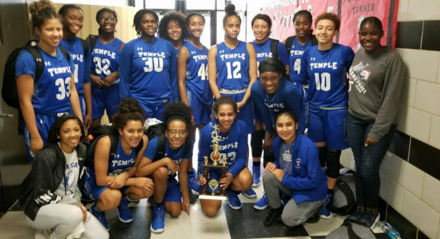 Tem-Cats win silver bracket championship at Bowie