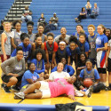Tem-Cat Basketball vs. Alumni