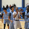 Freshman Boys Blue Basketball vs. Austin Reagan
