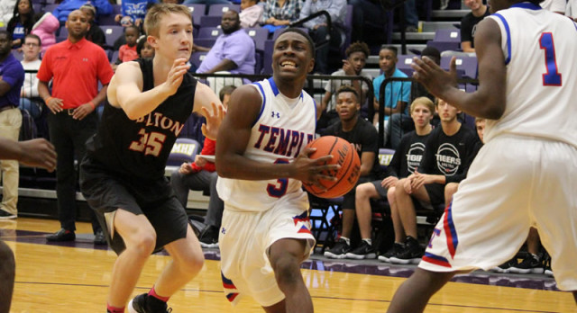 Belton's 8-0 run spurs victory over Temple