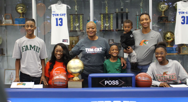 Dilworth twins sign with Florida A&M