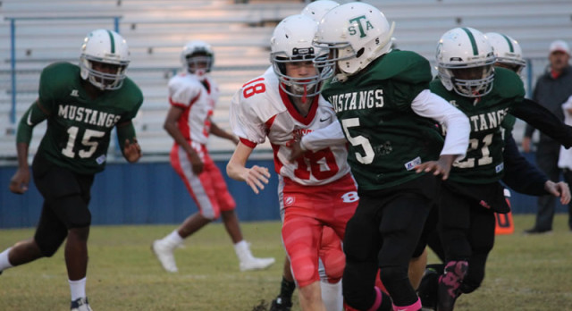 Travis football recap with North Belton