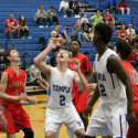 JV Boys Basketball vs. Belton