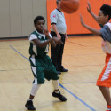 Travis 7th Grade A Boys Basketball vs. Bonham