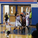 JV Girls Basketball vs. A&M Consolidated
