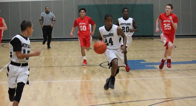 Travis boys basketball recap with South Belton