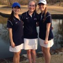 HHS Ladies at Eagle Point 2nd Place
