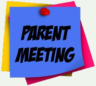 Women's Soccer Parent Meeting Tuesday Dec. 13th