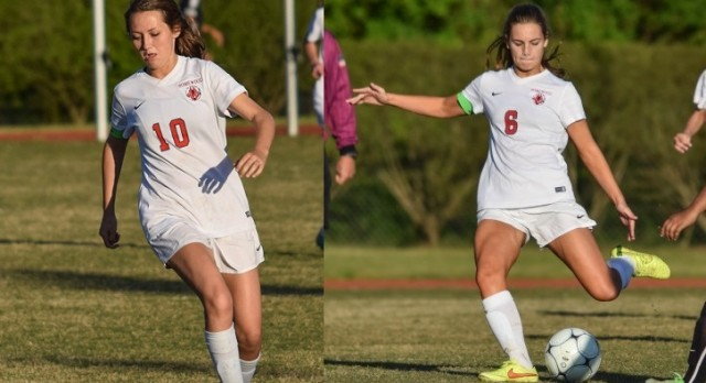 Women's Soccer Players Claim All-State Honors
