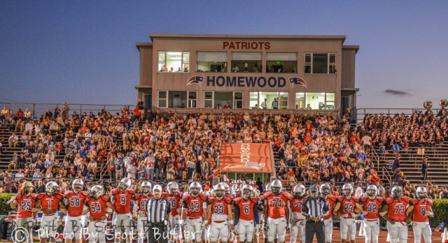Homewood Football Game Moved To Legion Field – Tickets Will Be Pre-Sold Thursday at HHS