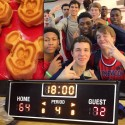 Homewood Tops Erie Cathedral Prep School in Game 1. Dominating that Disney Audience at Disney's Wide World of Sports