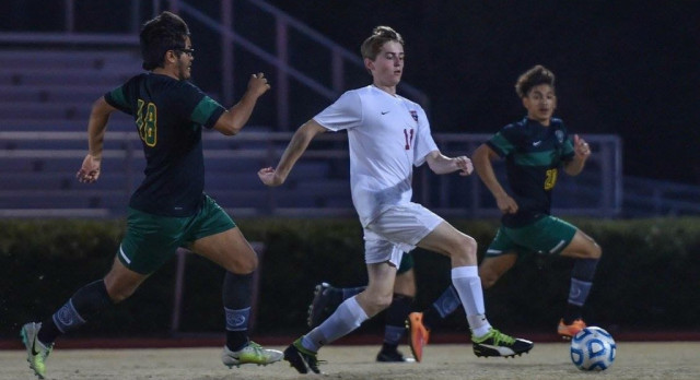 Varsity Soccer Beats Stanhope-Elmore; Hosts Playoffs Saturday at 1 PM