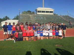 Boys and Girls Team Pic Outdoor State 2017