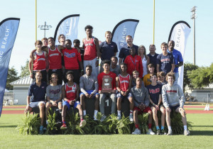 Boys Team Pic Outdoor State 2017