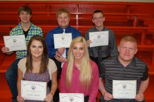 Academic All-Conference 2014