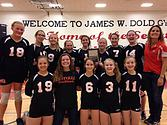 PCC Middle School Volleyball Champs