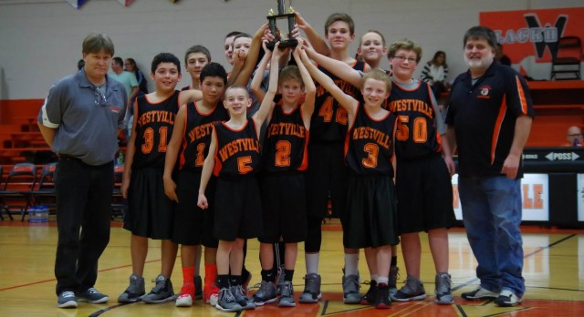 7th Grade Mid-Winter Champions