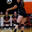 Pics of Girls JV Volleyball vs. Covenant Christian 8/25/15