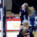 Pics of Girls Middle School Volleyball vs. New Prairie 9/28/15