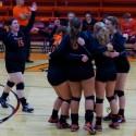 Pics of Varsity Girls High School Volleyball vs. Lake Station 10/9/15