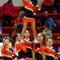 Pics of Middle School Cheer 11/30/15