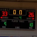 Pics of Girls Middle School Basketball vs. Boone Grove 2/2/16