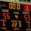 Pics of Boys Varsity Basketball vs. Oregon Davis 2/4/16
