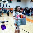 Pics of Girls Basketball Senior Night 1/14/17