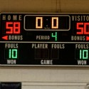 Pics of Boys JV Basketball vs. South Central 2/24/17