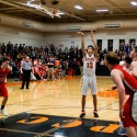 Pics of Boys Varsity Basketball vs. South Central 2/24/17